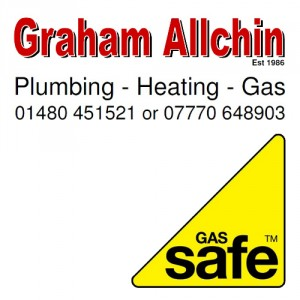 Graham Allchin - Godmanchester and Huntingdon plumber and heating engineer