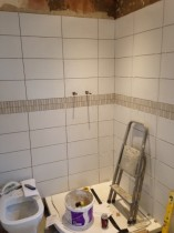 Graham Allchin shower re-fit 3