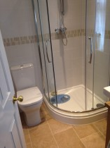 Graham Allchin shower re-fit 5