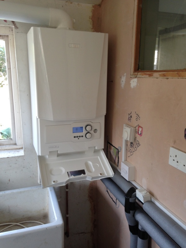 Boilers by Graham Allchin Plumbing & Heating 3