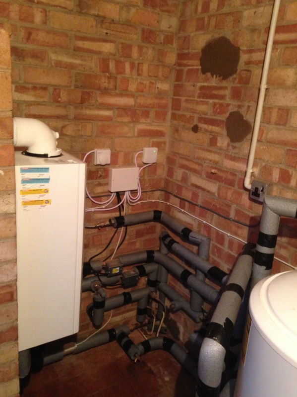 Boilers by Graham Allchin Plumbing & Heating 4