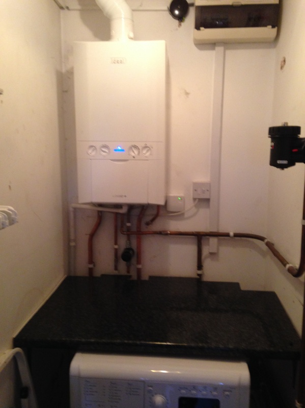 Boilers by Graham Allchin Plumbing & Heating 5